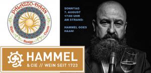 Weinprobe Christoph Hammel